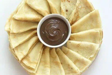 pate a crepes au thermomix