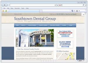 southtown-dental-browser