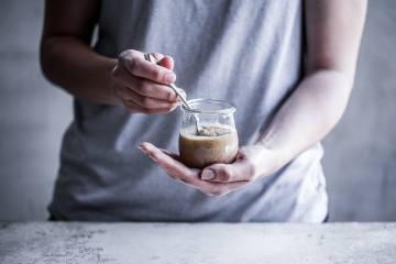 5-Min Salted Pecan Cinnamon Nut Butter - Cook Republic