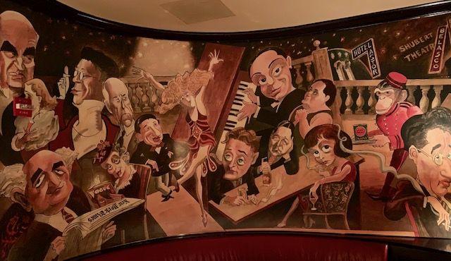 Monkey Bar Mural 1