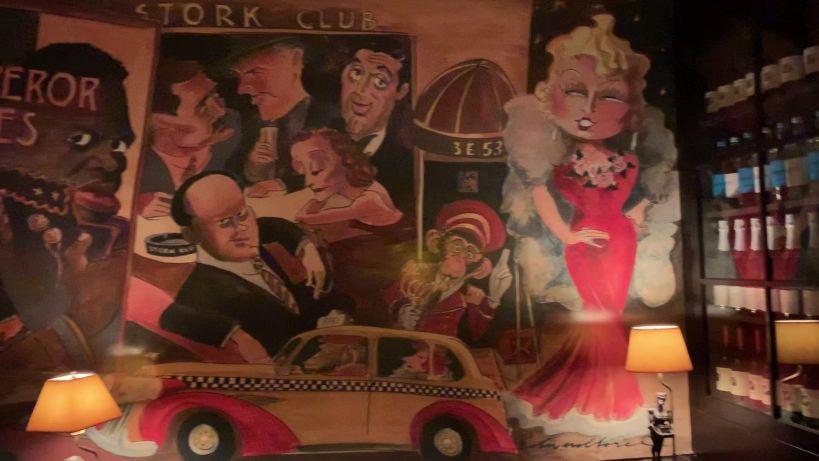 Monkey Bar Mural A