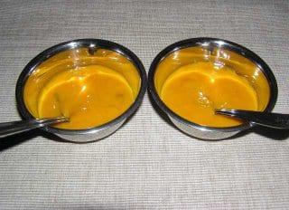 Mango Custard