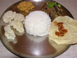 Vankaya Pulusu Pachadi (Eggplant Chutney)