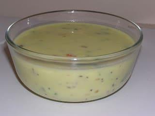 Coconut Milk Kadhi