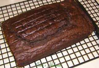 Banana Chocolate Loaf
