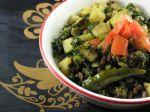 Kale, Adzuki Beans & Potato Curry
