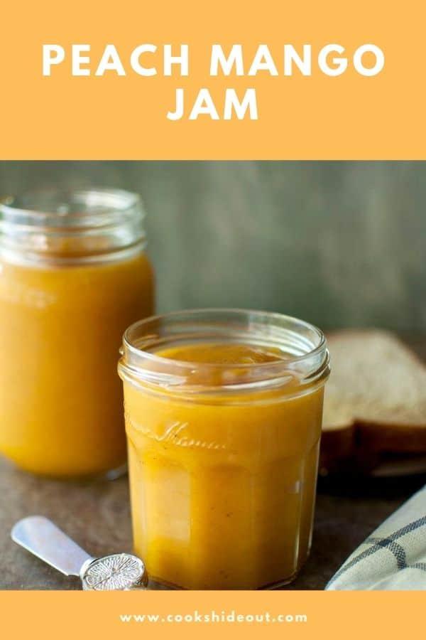 Peach Mango Jam