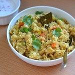 Chickpeas & Vegetable Rice