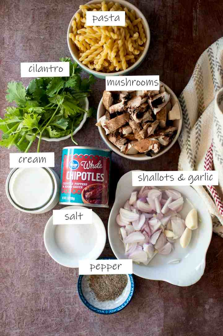 Ingredients needed - details are in the recipe card