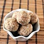 Chimmiri Undalu (Sesame-Jaggery Balls)
