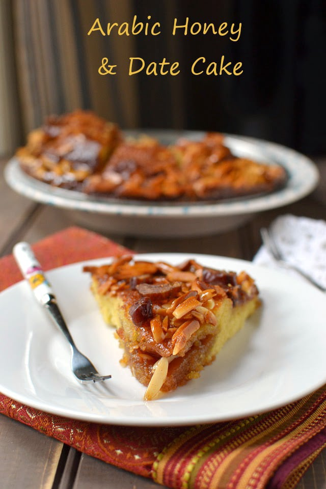 Eggless Honey Cake Recipe In Pressure Cooker