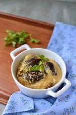 Vankaya Kurma (Eggplant Kurma)