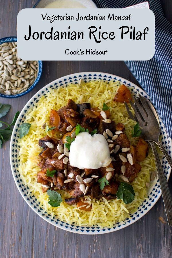 Jordanian Rice Pilaf