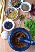 Massamun Curry Paste Recipe (Vegan)