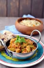 Zucchini Masala Curry