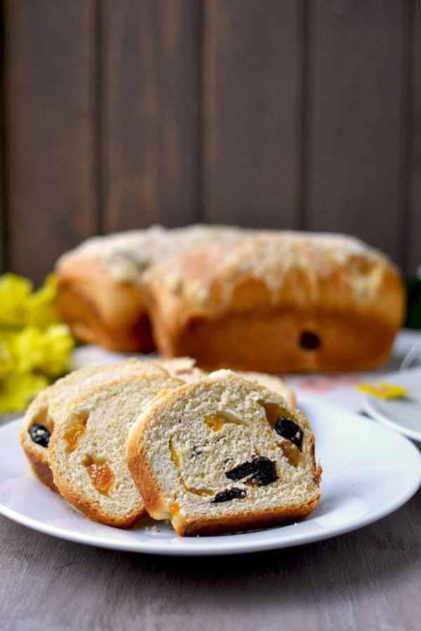 Sweet Spring Bread