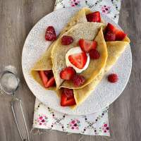 Parsi Style Crepes | Chapat Recipe