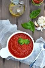 3 Ingredient Marinara Sauce