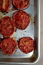 Slow Roasted Tomatoes