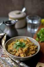 Pepper Gojju (Mysore Pepper Masala curry)