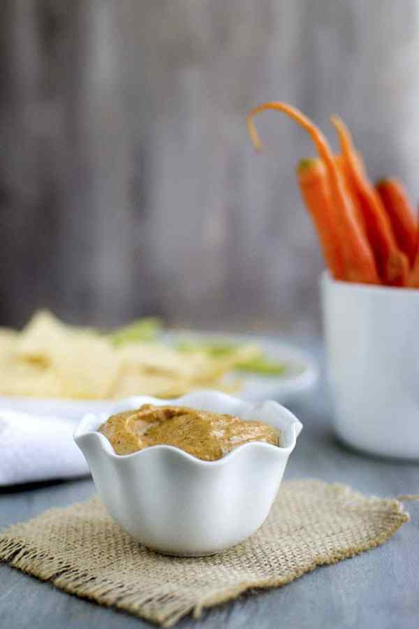 Carrot Yogurt Dip