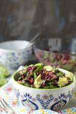 Beet & Quinoa Salad