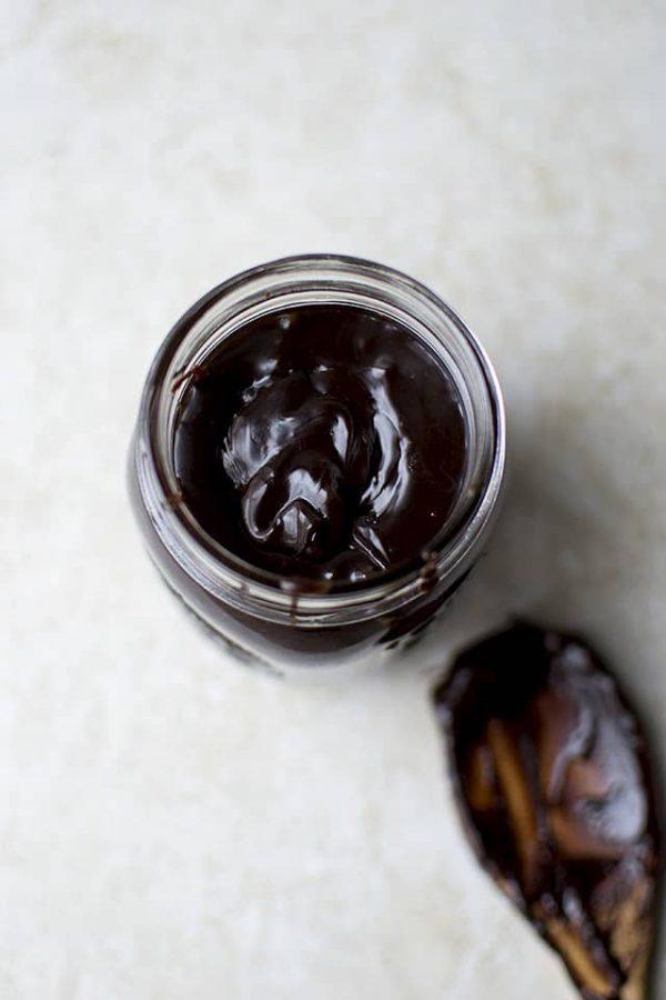 how to make homemade chocolate sauce