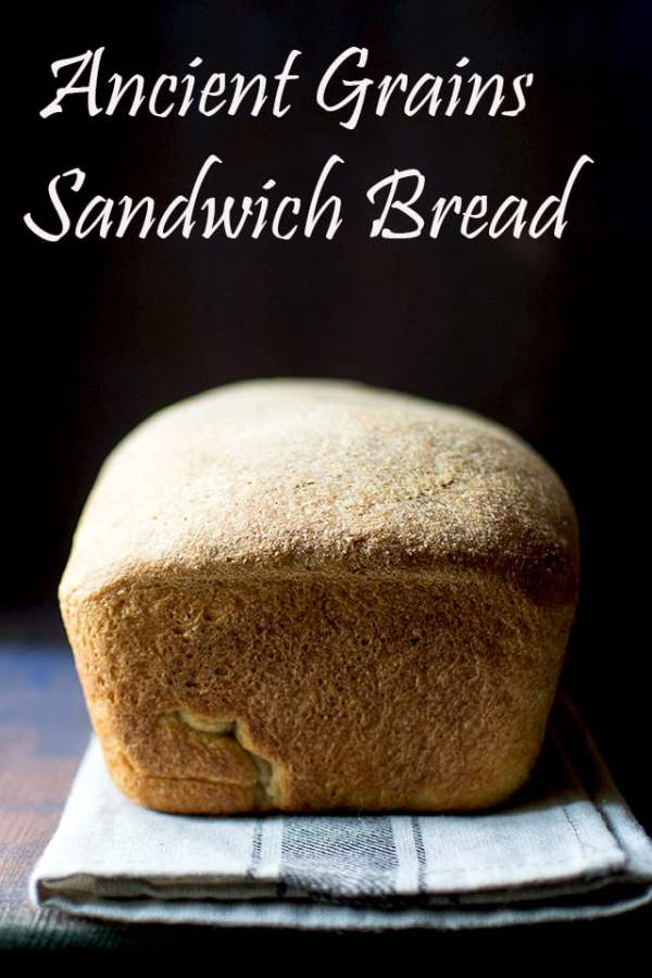 Ancient Grains Sandwich Bread