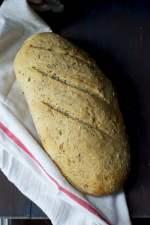 Ancient Grains Sourdough Bread