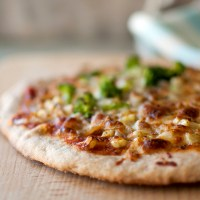 No Yeast Thin Crispy Pizza Crust Recipe