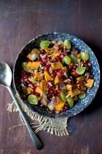 Roasted Sweet Potato Salad (Vegan Recipe)
