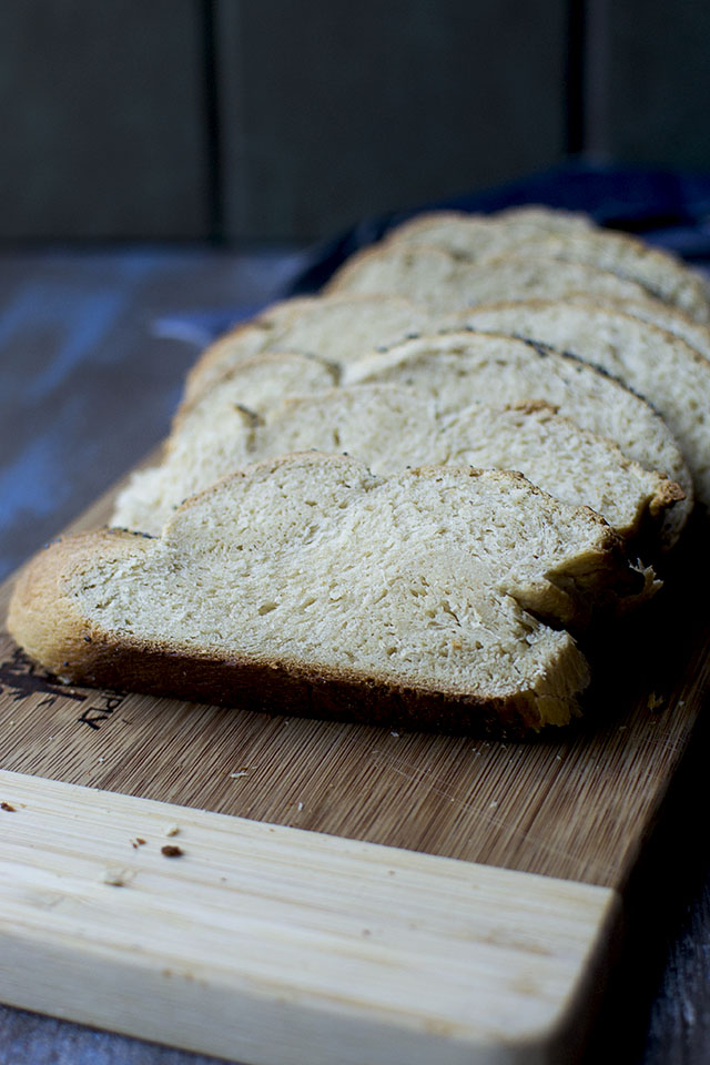 Braided Milk Bread