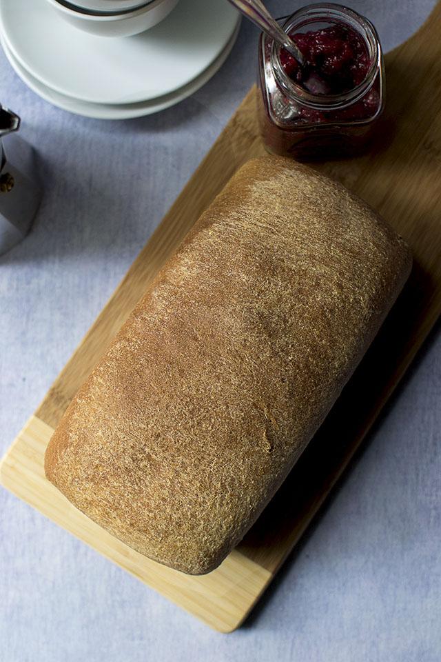 Everyday Whole-grain Bread