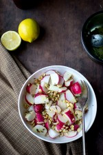Radish and Peanut Salad (Indian Style)