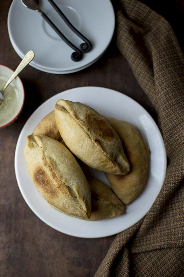 Potato Pirozhki