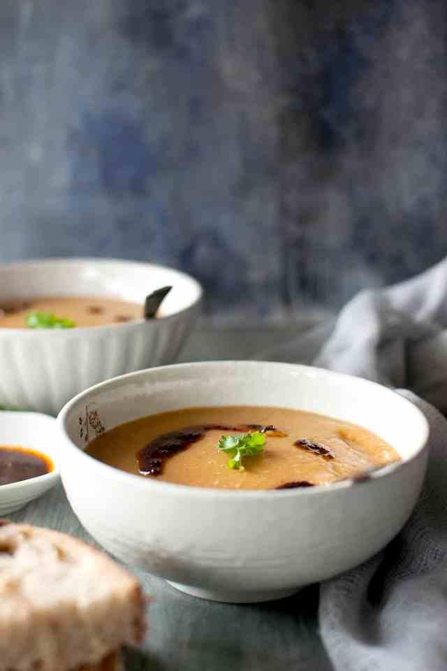 African Red Lentil Soup