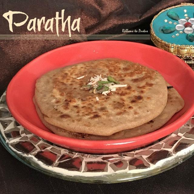 Gur ka Paratha_Vaishali
