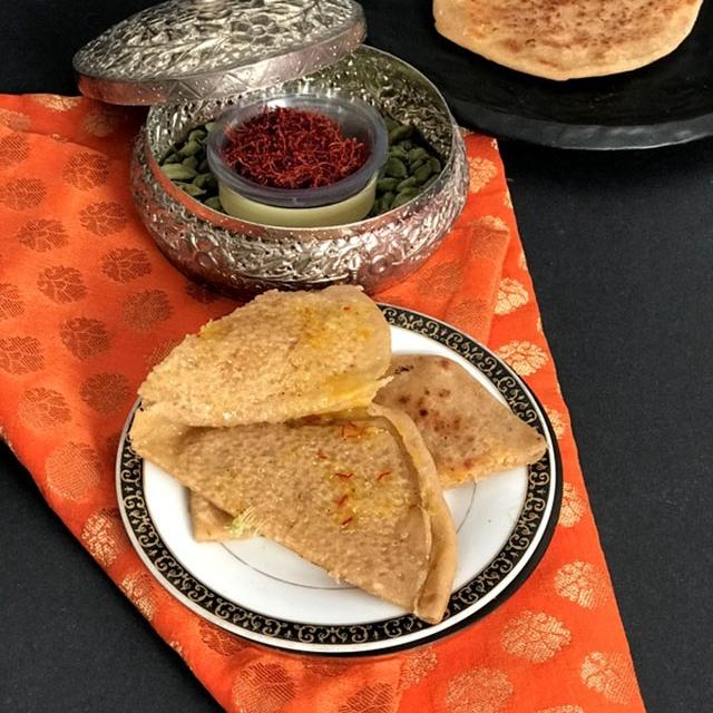 Kesari Cheeni ki Roti_Vaishali