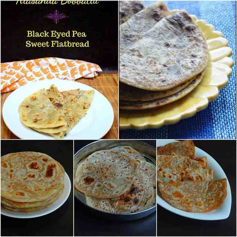 17 Sweet Flatbread