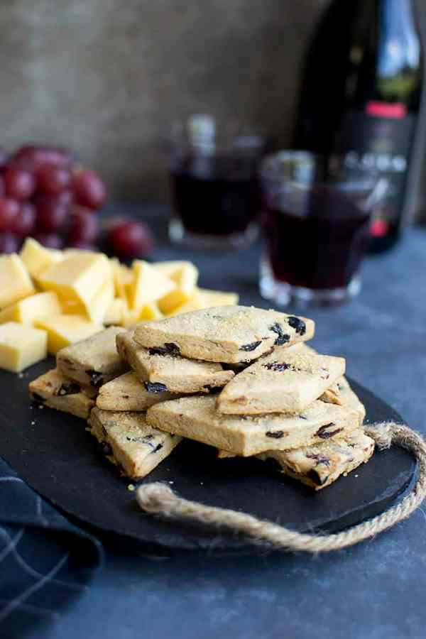 Dried Fruit Crackers