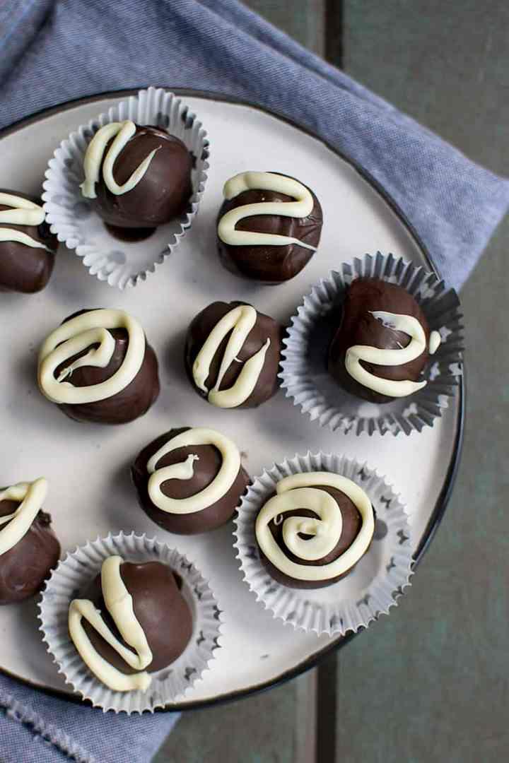 3 Ingredient Oreo Truffles