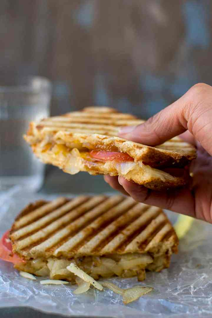 South African Grilled Cheese