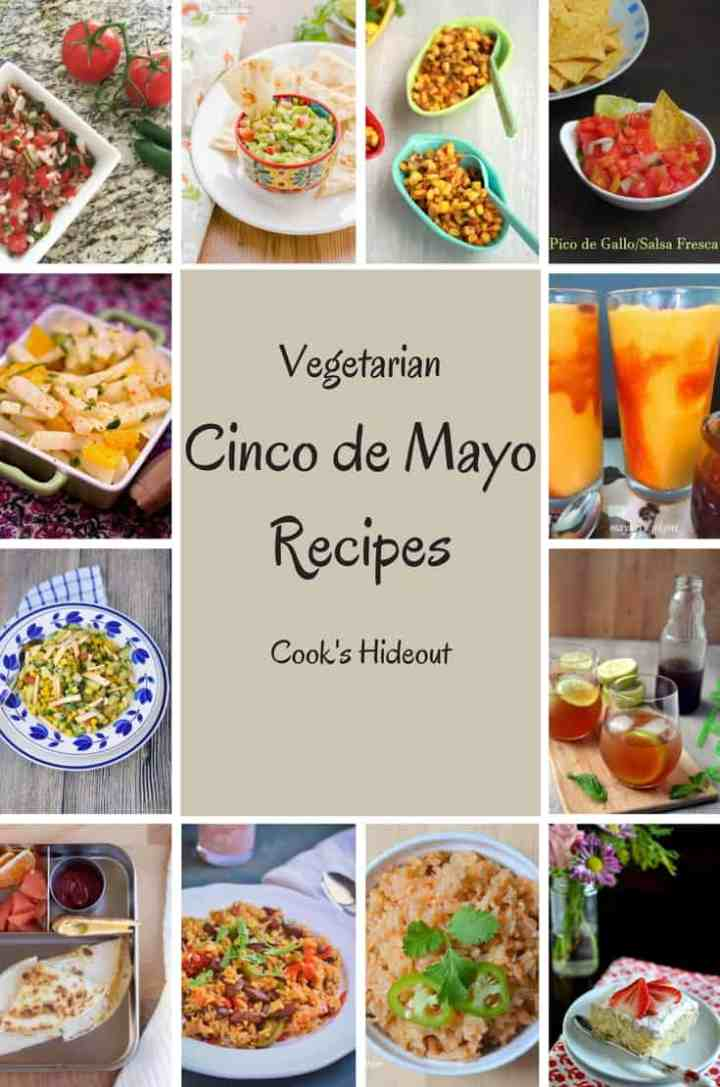 Vegetarian Cinco de Mayo Recipes