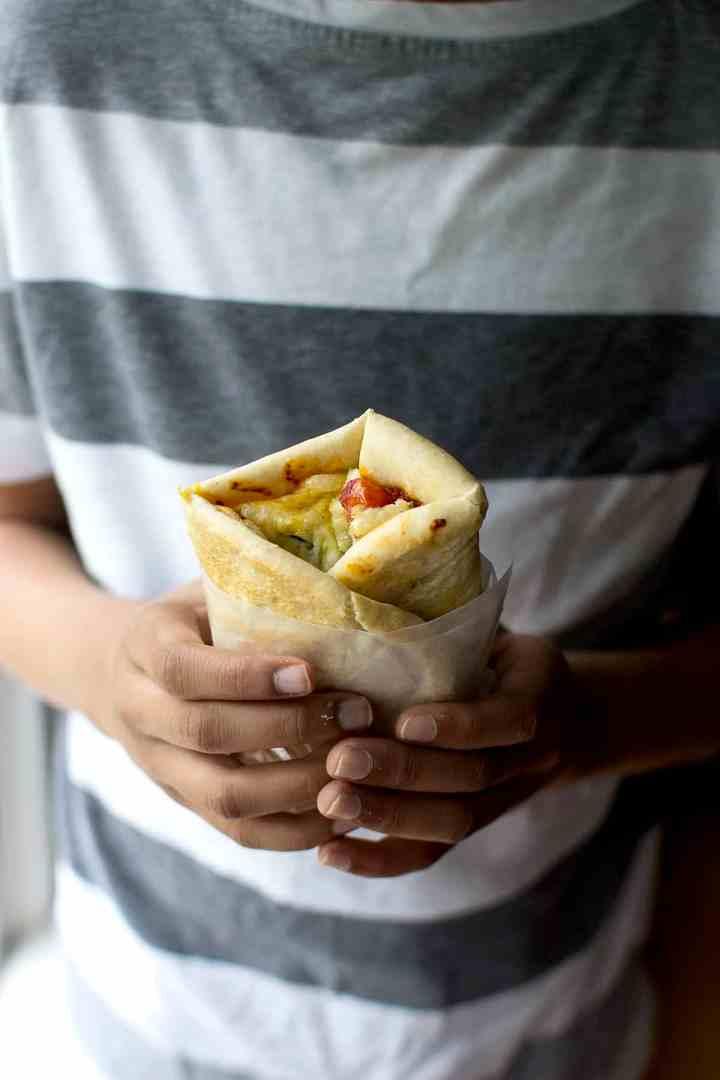 Turkish Pizza Snack