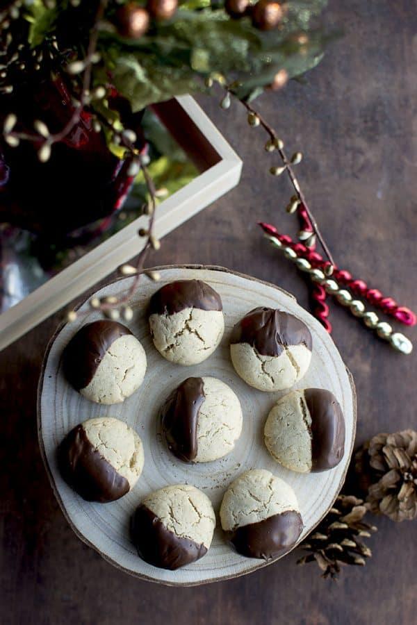 Bulgarian Medenki Cookies