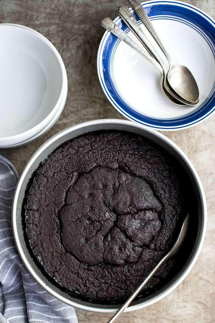 Vegan Pudding Cake