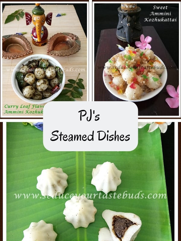 PJ's Steamed Dishes
