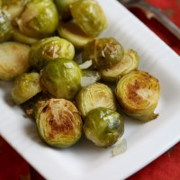 How to sautée Brussels sprouts