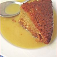 Jan Ellis pudding - a classic South African dessert