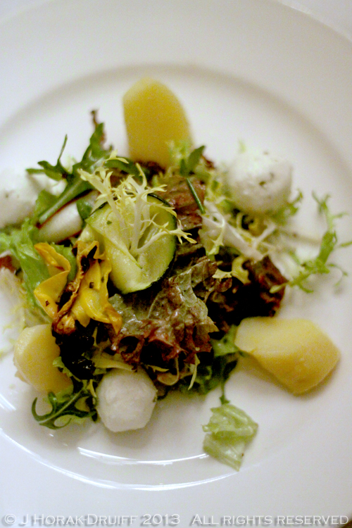 Chiswell Street Dining Rooms Cooksister Food Travel